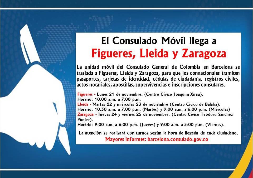 Consulado de Colombia Informa