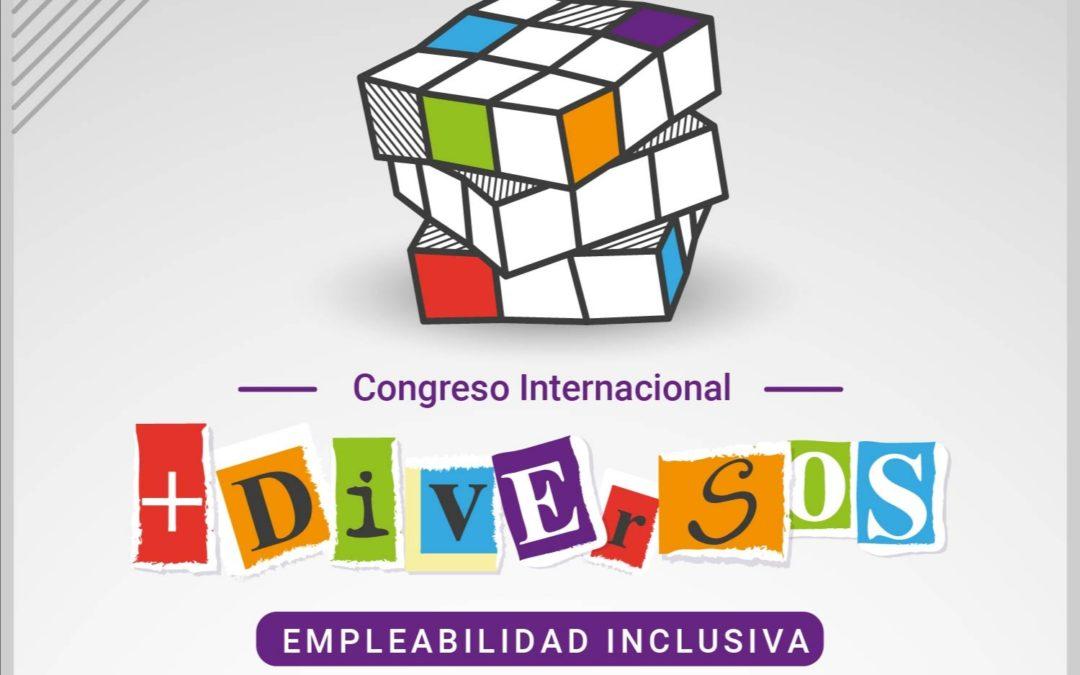 Del 20 al 23 de octubre participa en el Congreso Internacional + Diversos