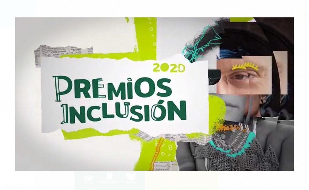 Se entregan los Premios Inclusión 2020