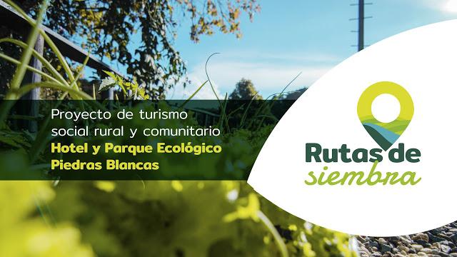 Presentación del proyecto 'Rutas de siembra'