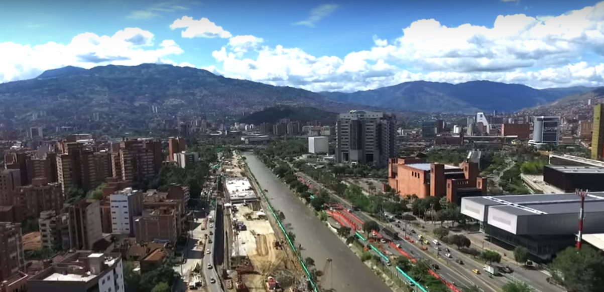 Drone Medellín